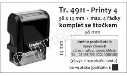Trodat 4911
