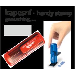 Kapesní - handy stamp